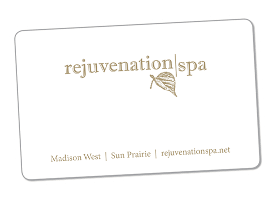 Rejuvenation Spa Gift-Cards