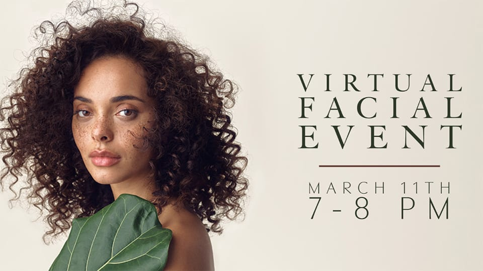 Virtual Facial Event On Zoom
